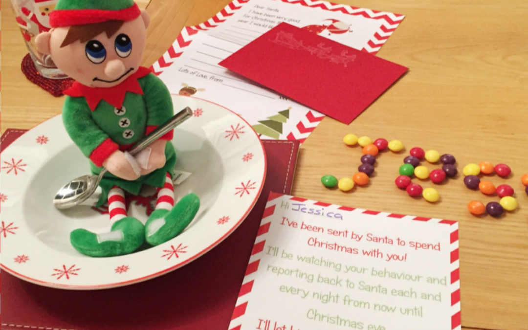 The Tale of Christmas Elf Magic