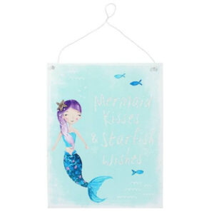 The Magical Gift Boutique - Mermaid kisses Plaque