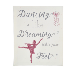 Dancing plaque - The Magical Gift Boutique