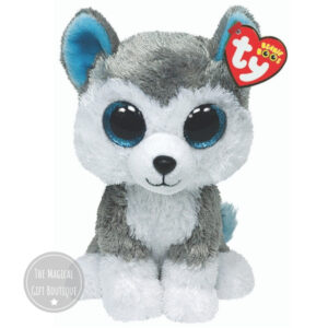 Slush Husky - Ty Beanie Boo