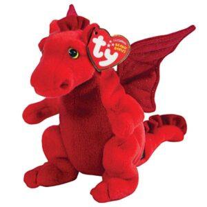 Y Ddraig Goch - Welsh Dragon Ty Beanie