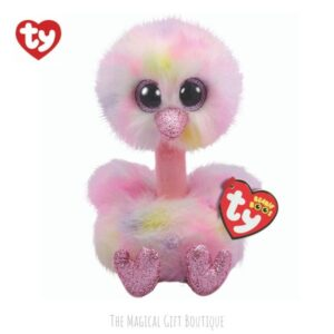 Avery Ostrich Beanie Boo - Medium