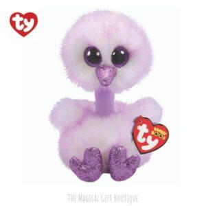 Kenya Ostrich Beanie Boo - Large