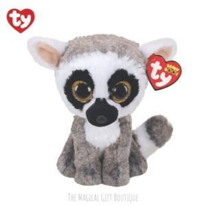 Linus Lemur Beanie Boo