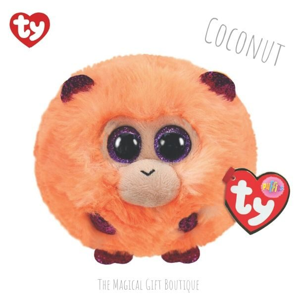Ty Puffies - Coconut