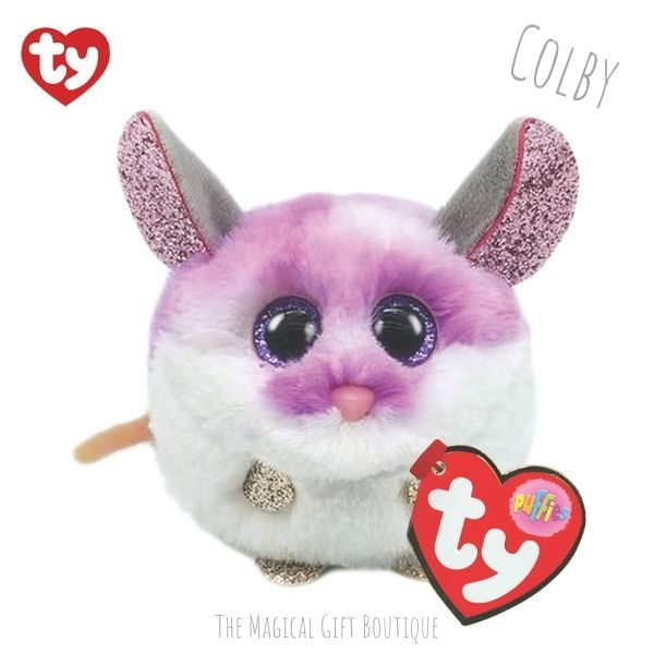 Ty Puffies - Colby