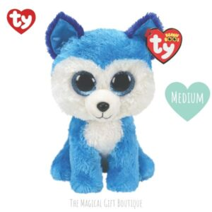 Prince Husky Beanie Boo - Medium