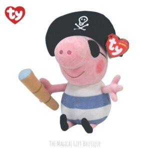 George Pig Pirate Beanie