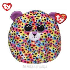 Ty Squish-A-Boos - Giselle Leopard