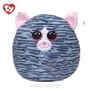 Squish-a-Boo - Kiki Cat - 10''