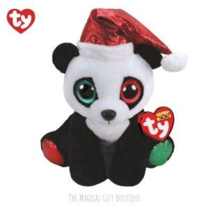 Pandy Claus Beanie Boo