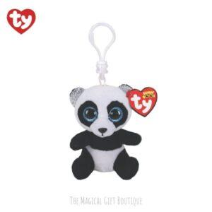 Bamboo Panda Beanie Clip