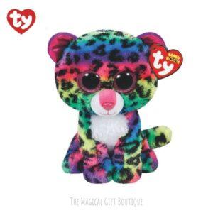 Dotty Leopard Beanie Boo