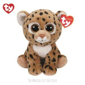 Freckles Leopard Beanie - Regular