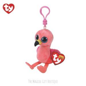 Gilda Flamingo Beanie Clip