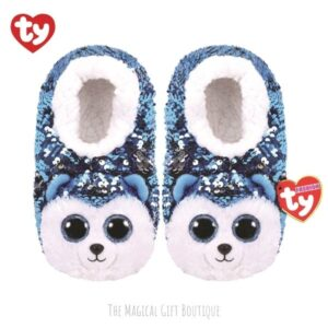 Slush Husky Beanie Slippers