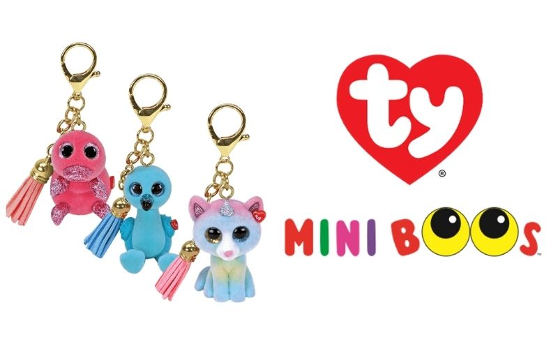 mini boo clips