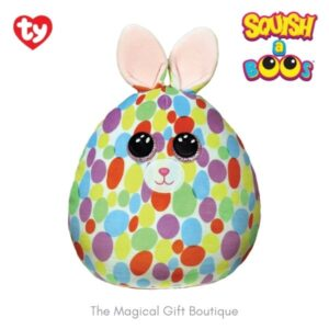 Bloomy Bunny Easter Squish-a-Boo