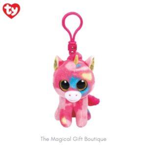 Fantasia Unicorn Beanie Clip