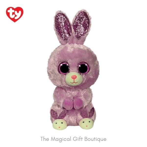 Fuzzy Bunny Easter Beanie Boo