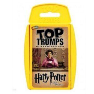 Top Trumps Harry Potter - Order of the Phoenix