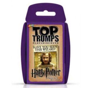 Top Trumps Harry Potter - Prisoner of Azkaban