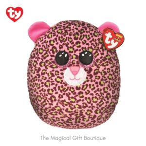Squish-a-Boo - Lainey Leopard
