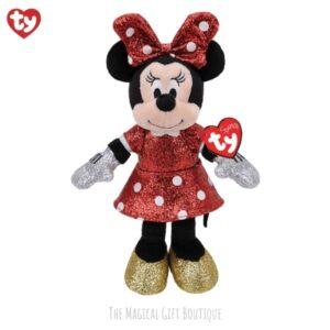 Mini Mouse Sparkle - Disney Beanie