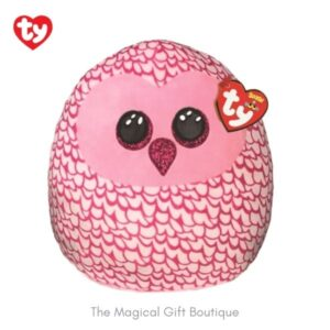 Squish-a-Boo - Pinky Owl