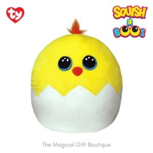 Popper Chick Easter Squish-a-Boo