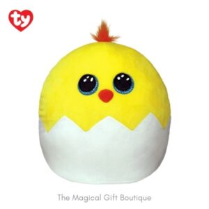 Popper Chick Easter Squish-a-Boo 14 inch