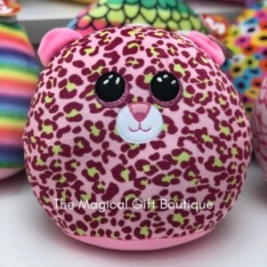 Squish-a-Boo - Lainey Leopard 14''