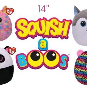 Squish-A-Boos 14''