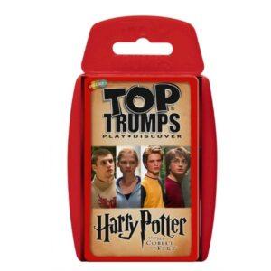 Top Trumps Harry Potter - Goblet of Fire