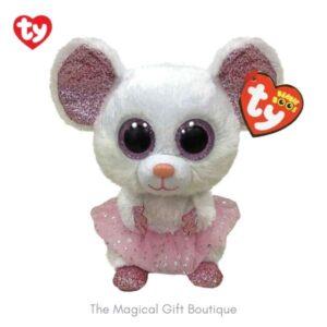 Nina Mouse Beanie Boo