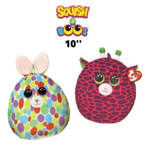 Squish-a-Boos 10''