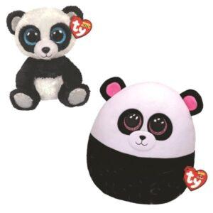 Squish & Beanie Bundle - Bamboo