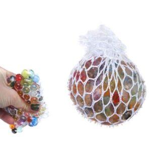 Squishy Net Ball Multicoloured