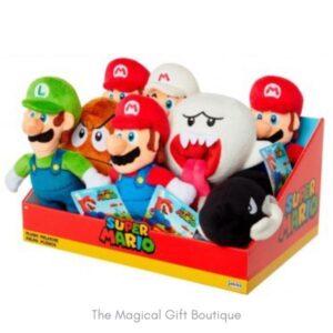 Super Mario Plush 8 inches